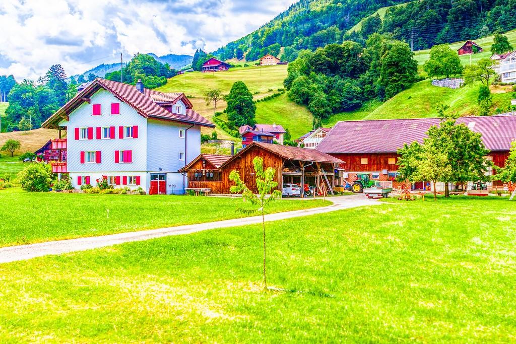 瑞士卢塞恩(Lucerne),创意民居_图1-21