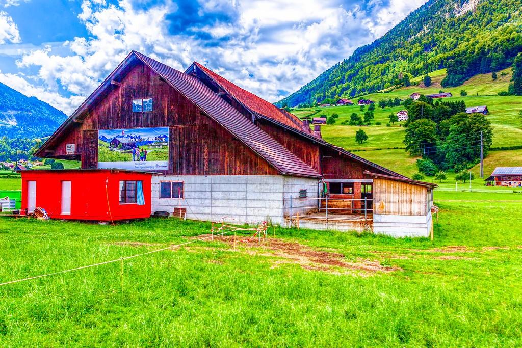 瑞士卢塞恩(Lucerne),创意民居_图1-17