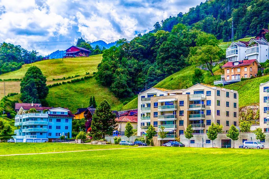 瑞士卢塞恩(Lucerne),创意民居_图1-19