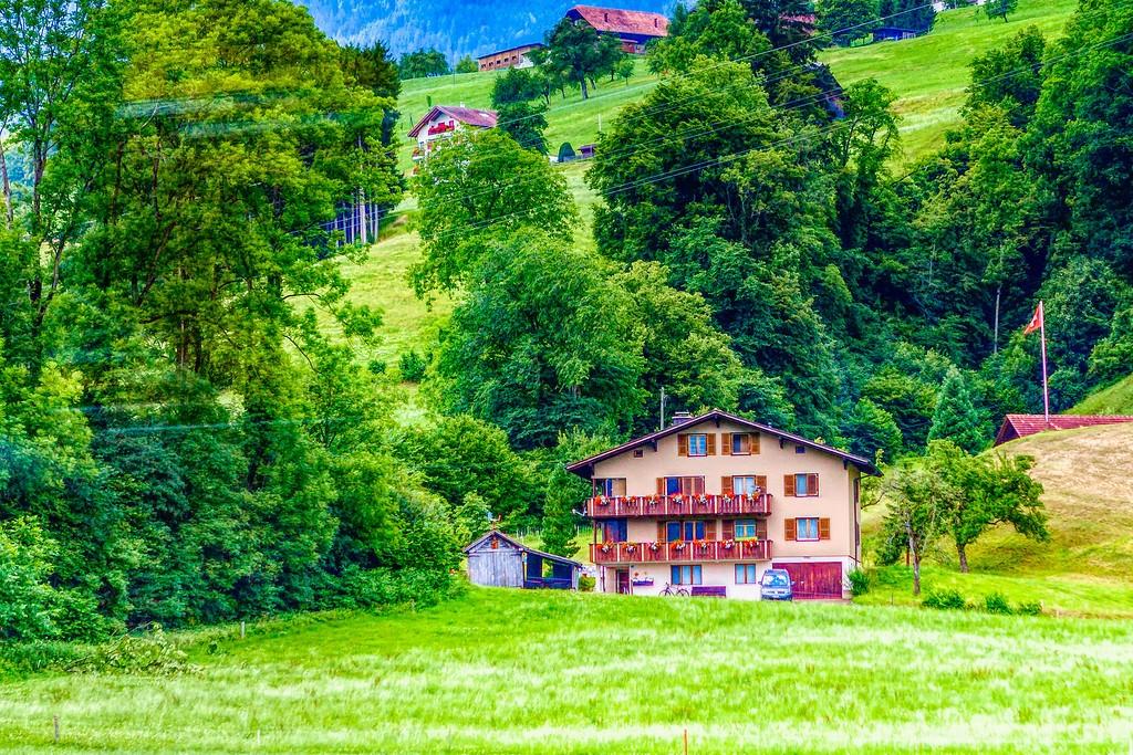 瑞士卢塞恩(Lucerne),创意民居_图1-20