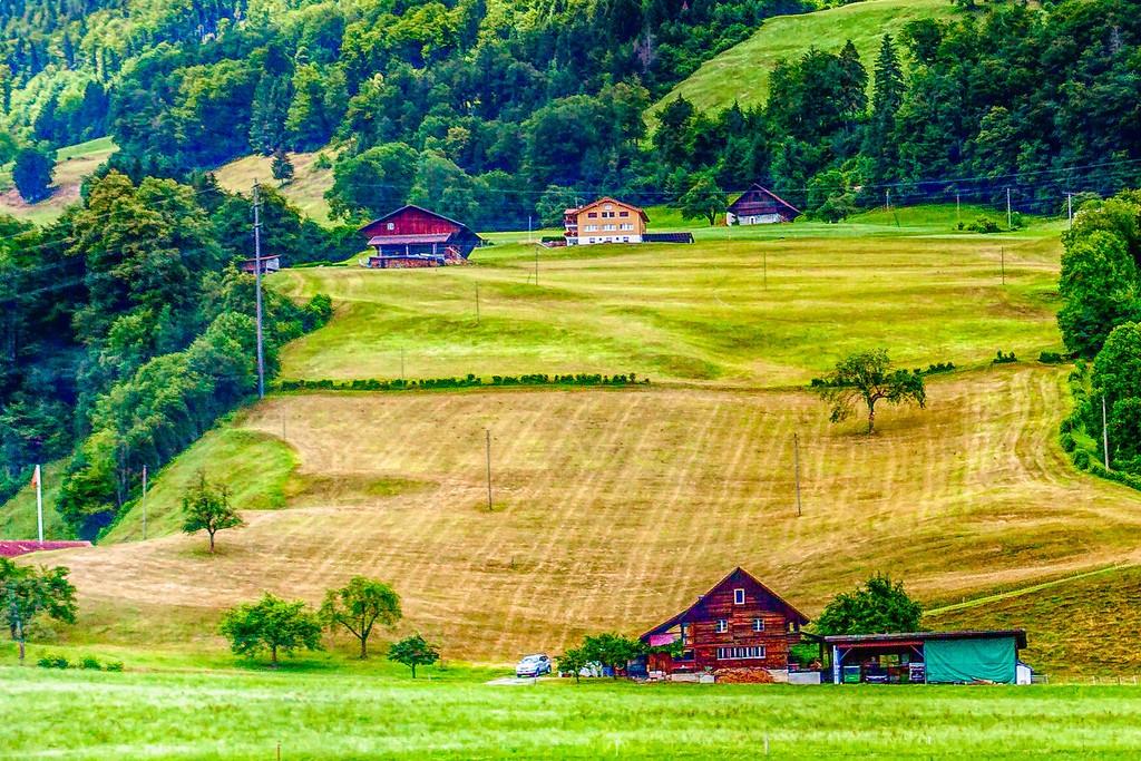 瑞士卢塞恩(Lucerne),创意民居_图1-4