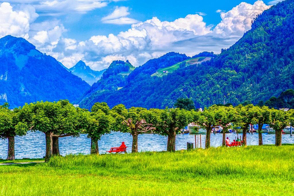 瑞士卢塞恩(Lucerne),创意民居_图1-3