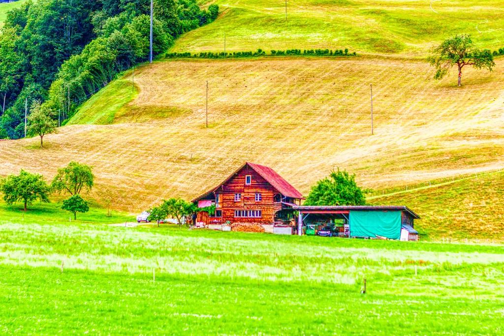 瑞士卢塞恩(Lucerne),创意民居_图1-8