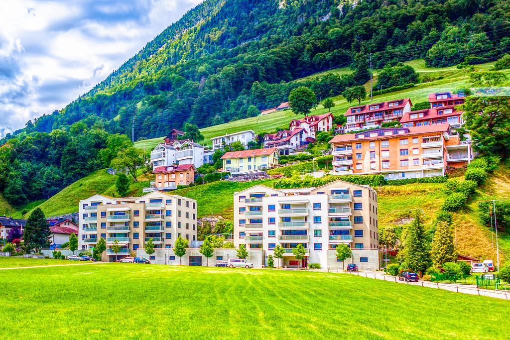 瑞士卢塞恩(Lucerne),创意民居_图1-10