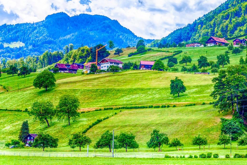 瑞士卢塞恩(Lucerne),创意民居_图1-7