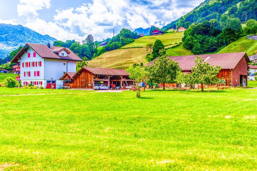 瑞士卢塞恩(Lucerne),创意民居_图1-6