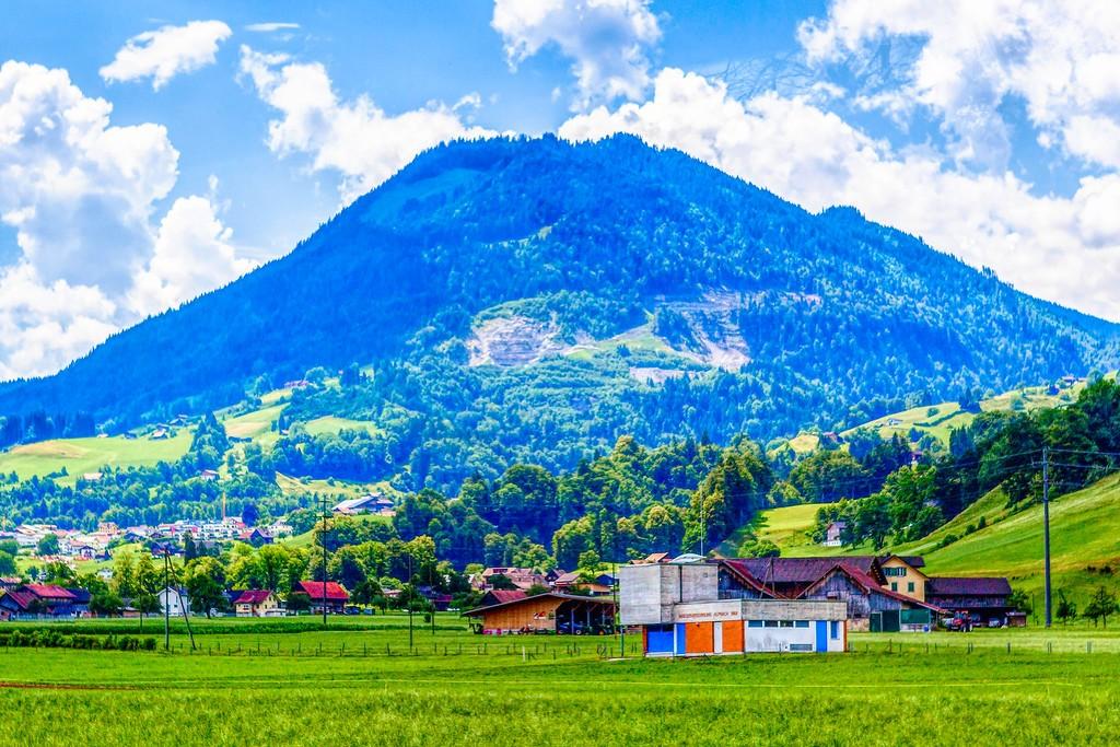 瑞士卢塞恩(Lucerne),创意民居_图1-9