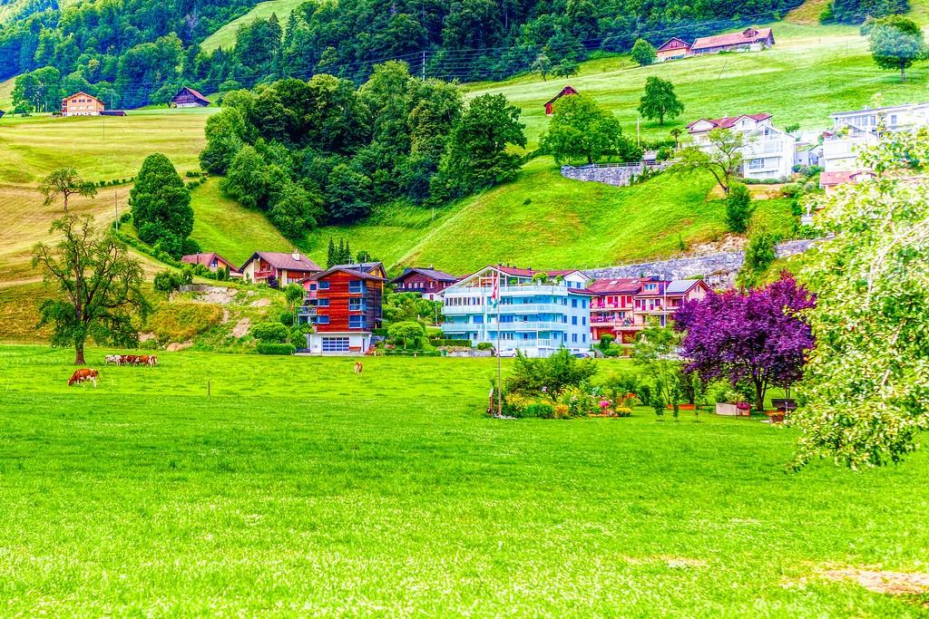 瑞士卢塞恩(Lucerne),创意民居_图1-15