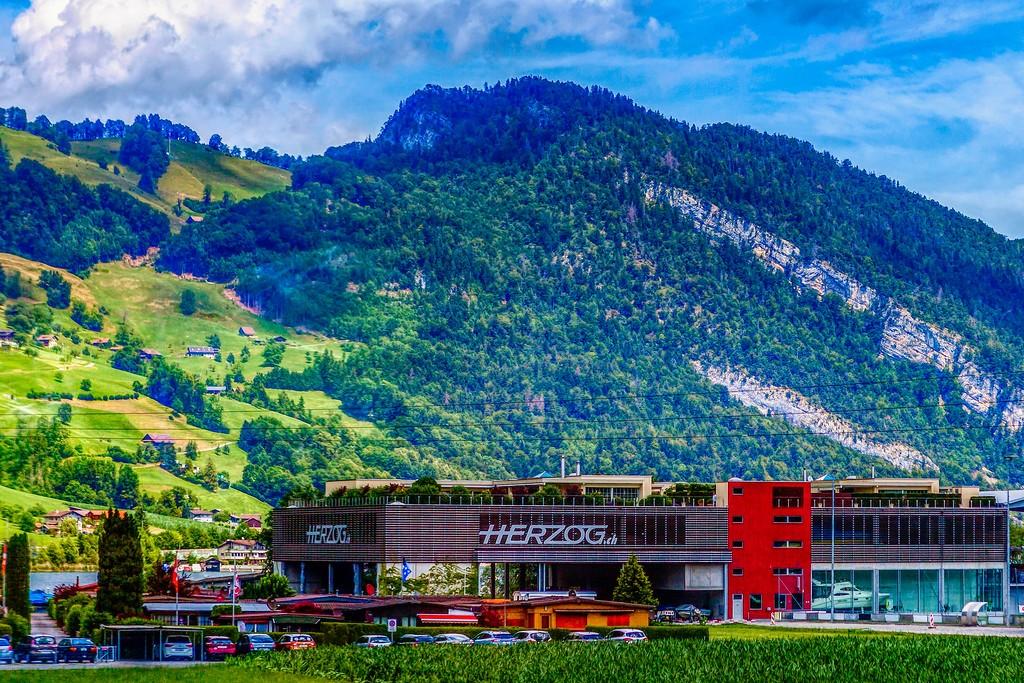 瑞士卢塞恩(Lucerne),创意民居_图1-33