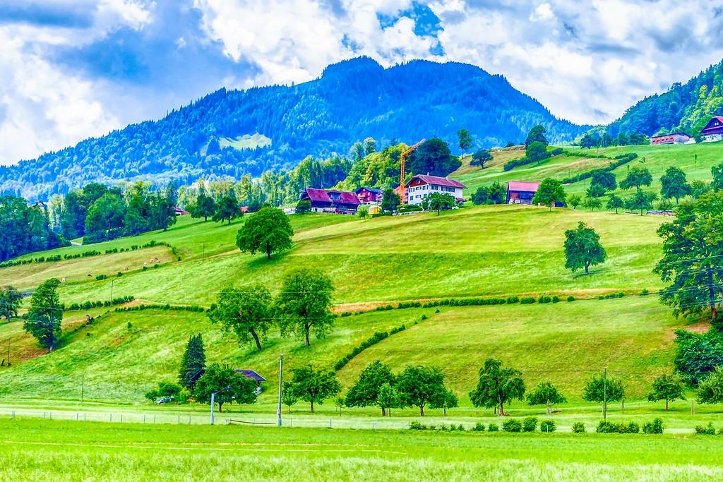 瑞士卢塞恩(Lucerne),创意民居_图1-14