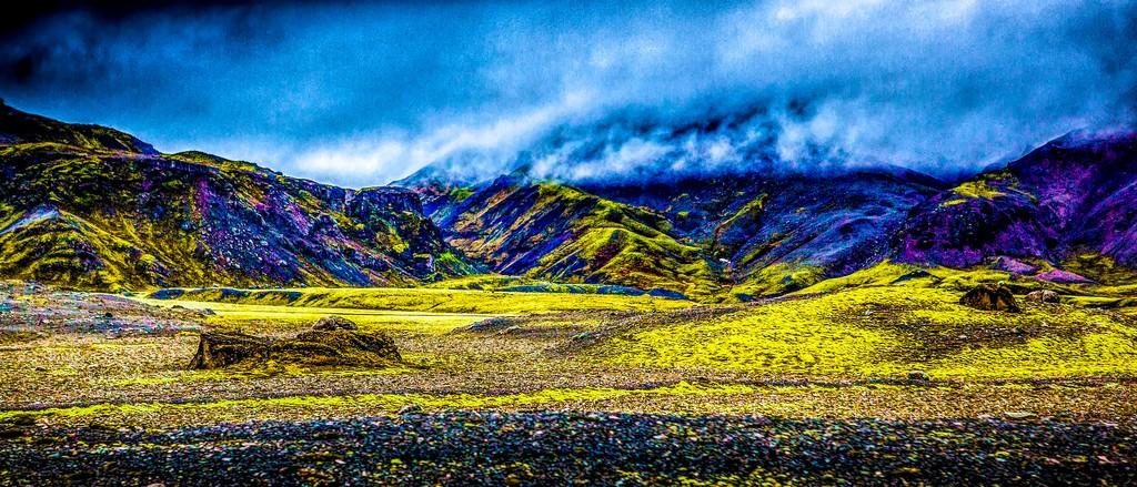 冰岛风采,多样地貌_图1-37