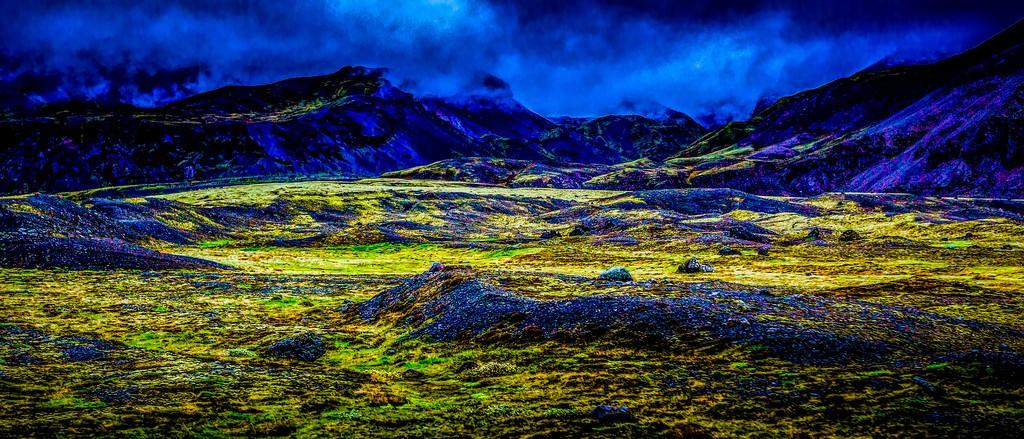 冰岛风采,多样地貌_图1-35