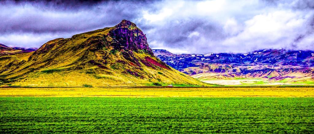 冰岛风采,多样地貌_图1-29