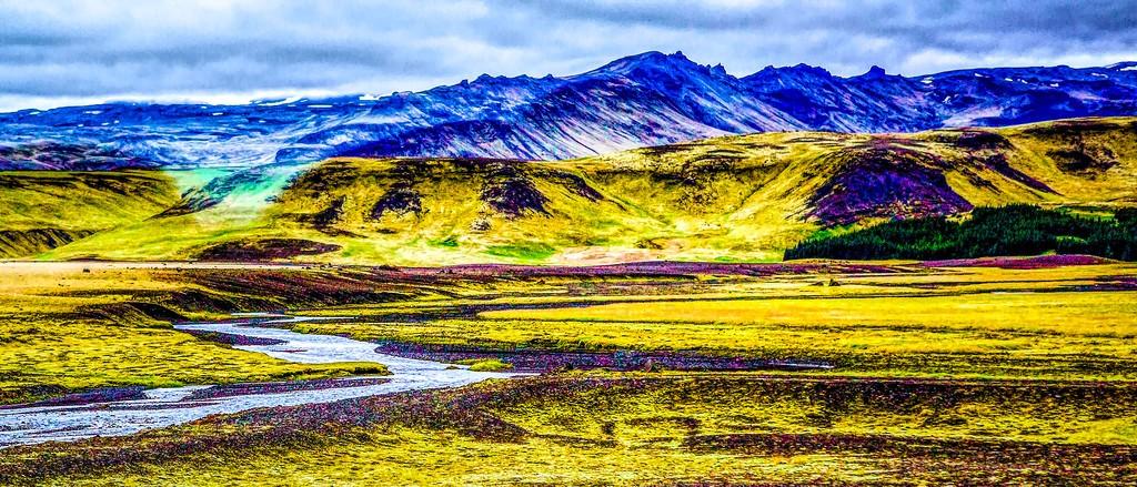 冰岛风采,多样地貌_图1-24