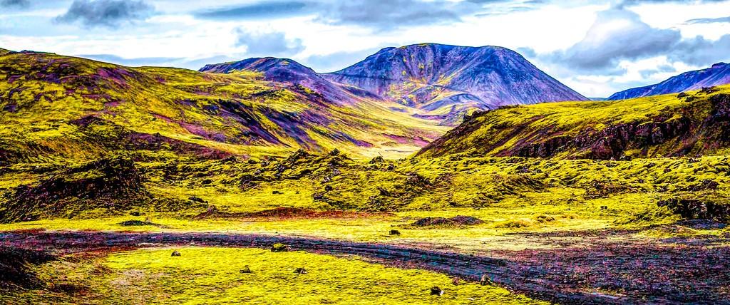 冰岛风采,多样地貌_图1-21
