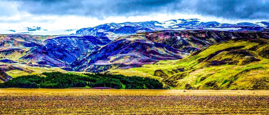 冰岛风采,多样地貌_图1-3