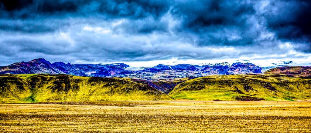 冰岛风采,多样地貌_图1-13