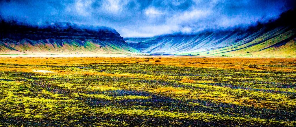 冰岛风采,多样地貌_图1-2