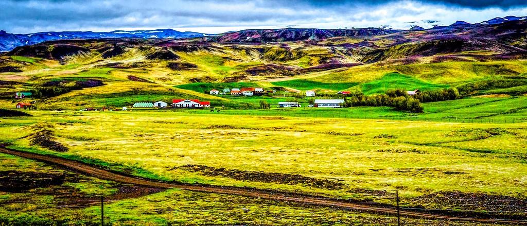 冰岛风采,多样地貌_图1-5