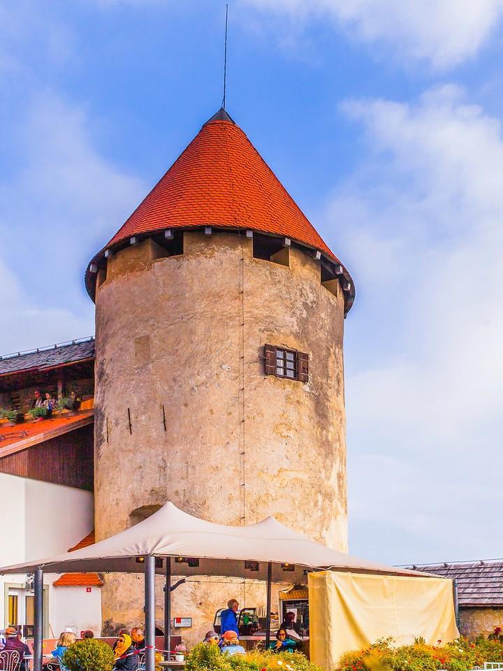 斯洛文尼亚布莱德城堡,走近窥探_图1-19