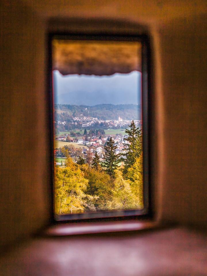 斯洛文尼亚布莱德城堡,走近窥探_图1-13