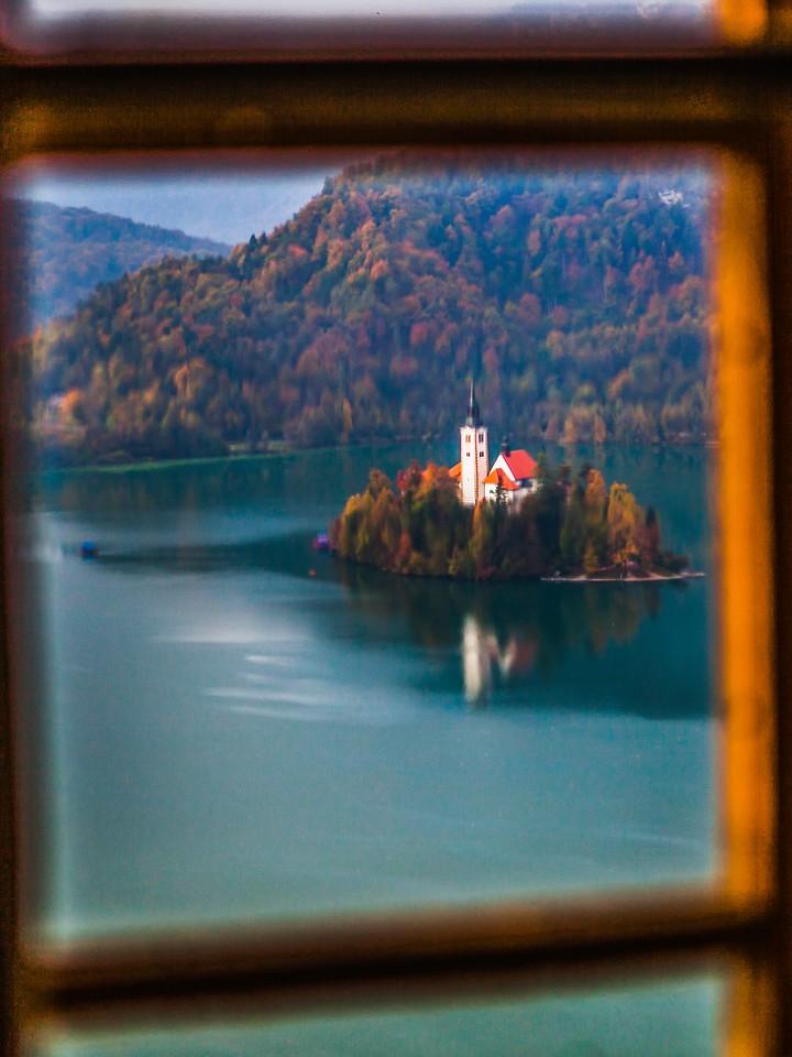斯洛文尼亚布莱德城堡,走近窥探_图1-6
