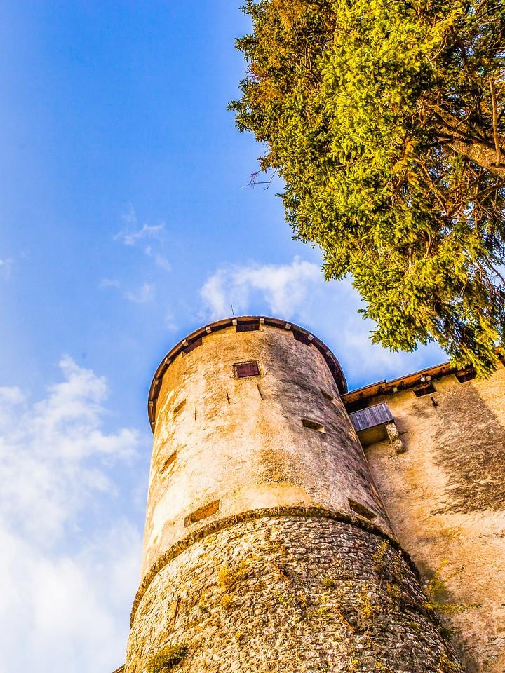 斯洛文尼亚布莱德城堡,走近窥探_图1-4