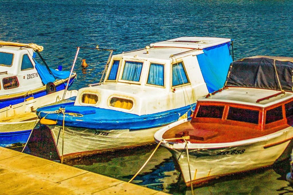 克罗地亚扎达尔(Zadar),滨江岸景_图1-26