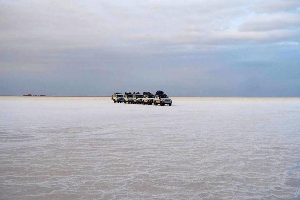 达纳基勒洼地---地球盐与绿泉_图1-19