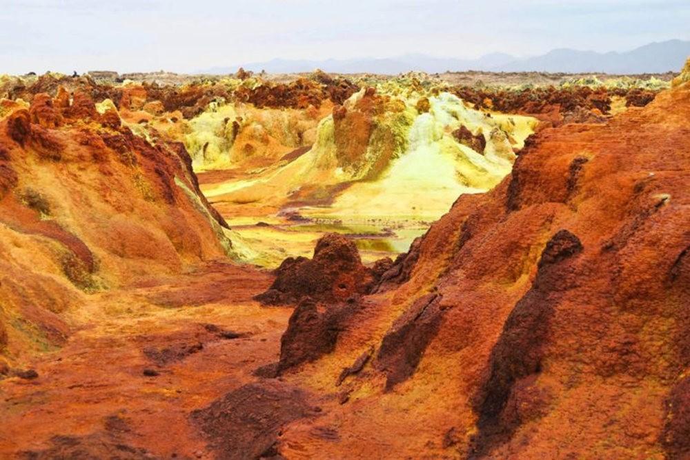 达纳基勒洼地---地球盐与绿泉_图1-30