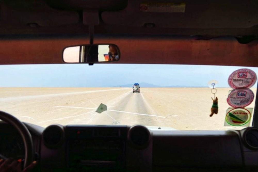 达纳基勒洼地---地球盐与绿泉_图1-37