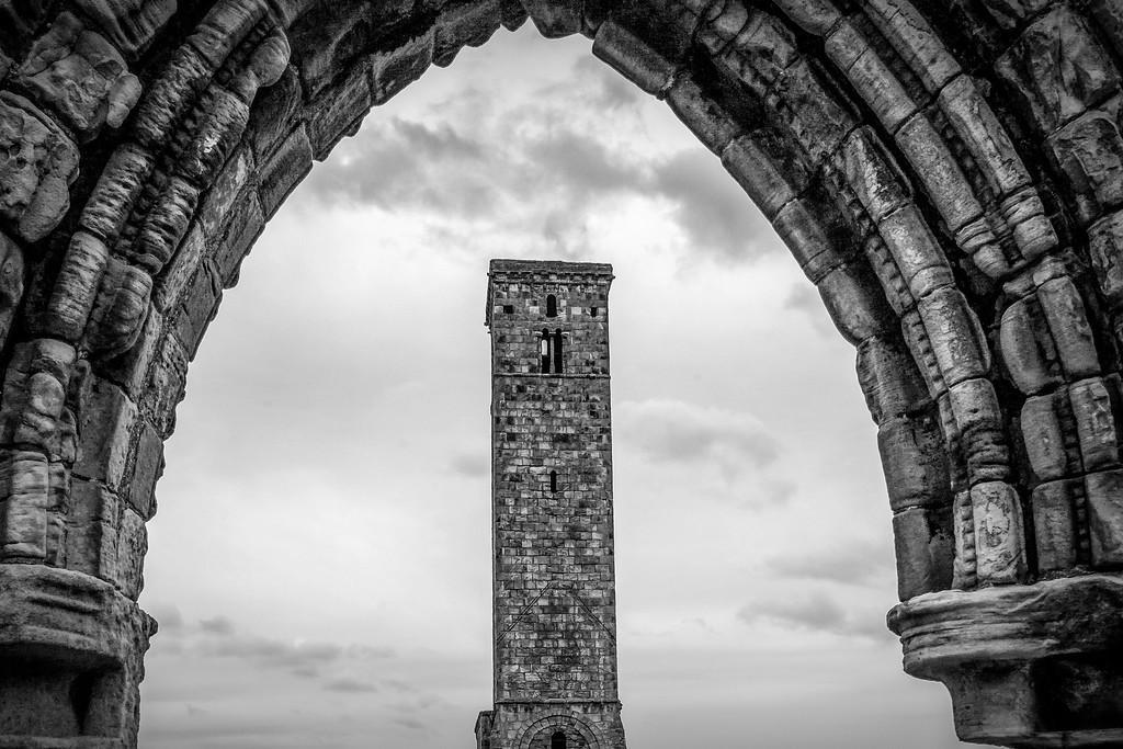 苏格兰圣安德鲁主教座堂(Cathedral of St Andrew)遗迹,历史回顾 ..._图1-15