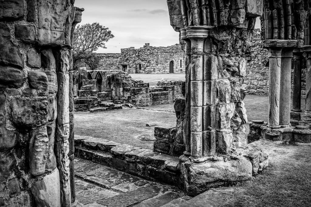 苏格兰圣安德鲁主教座堂(Cathedral of St Andrew)遗迹,历史回顾 ..._图1-9