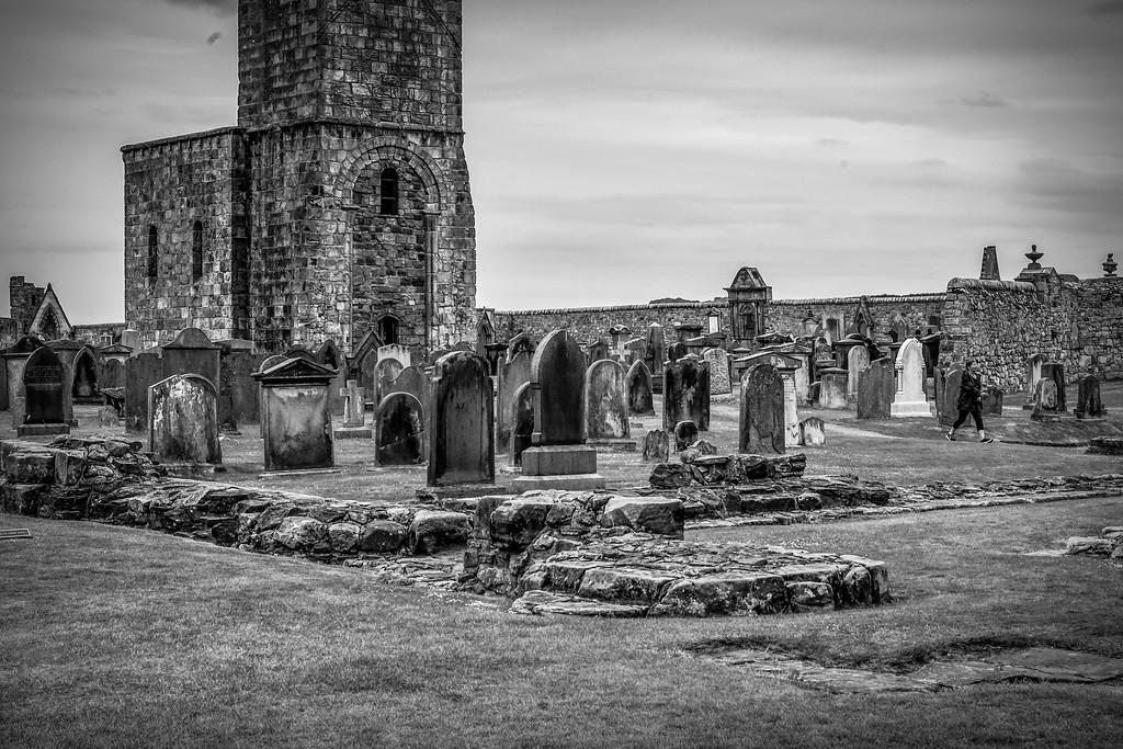 苏格兰圣安德鲁主教座堂(Cathedral of St Andrew)遗迹,历史回顾 ..._图1-13