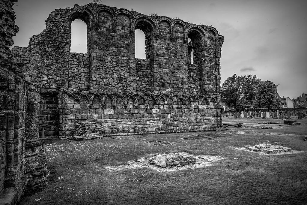苏格兰圣安德鲁主教座堂(Cathedral of St Andrew)遗迹,历史回顾 ..._图1-8