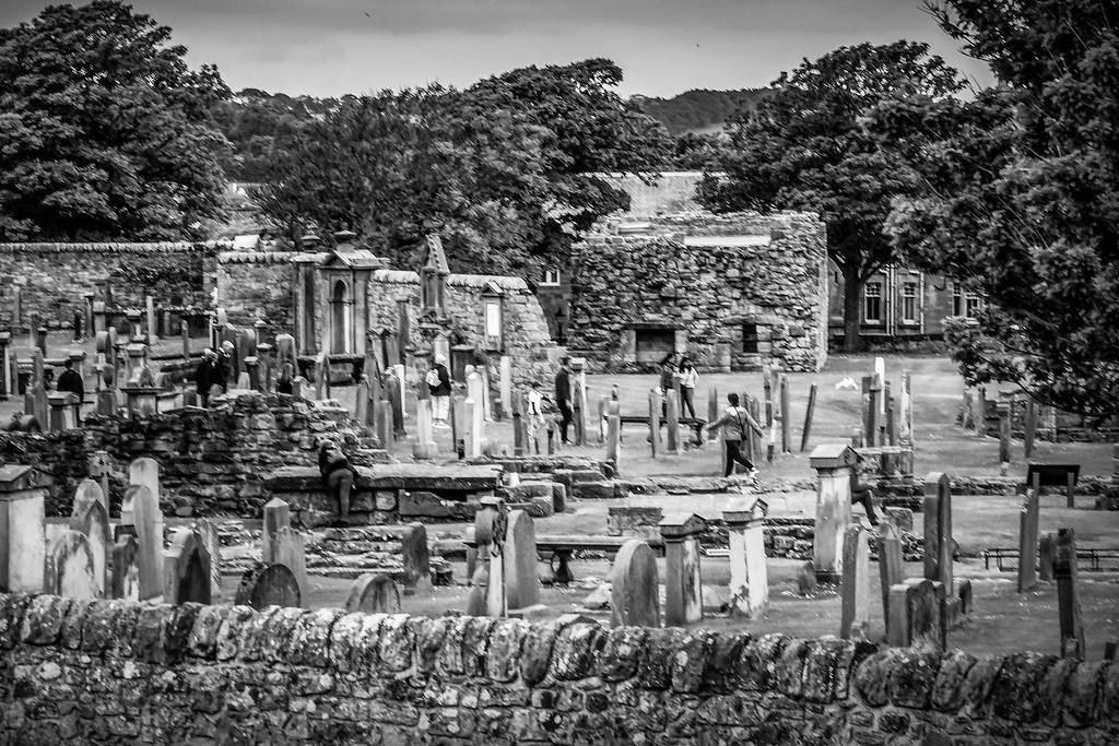 苏格兰圣安德鲁主教座堂(Cathedral of St Andrew)遗迹,历史回顾 ..._图1-7