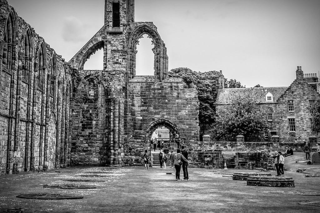 苏格兰圣安德鲁主教座堂(Cathedral of St Andrew)遗迹,历史回顾 ..._图1-5