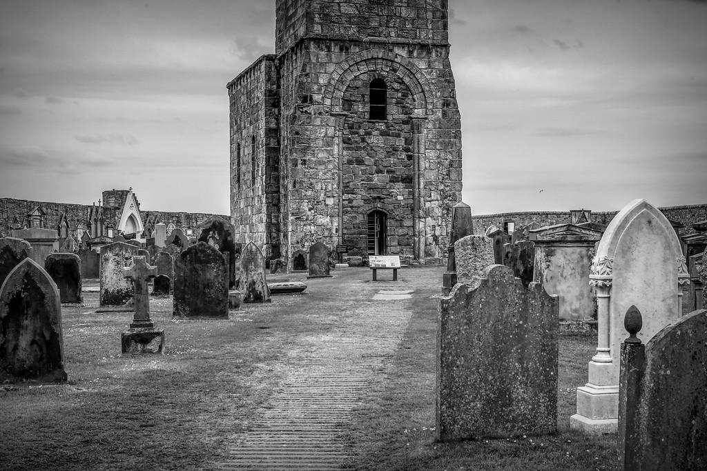 苏格兰圣安德鲁主教座堂(Cathedral of St Andrew)遗迹,历史回顾 ..._图1-20