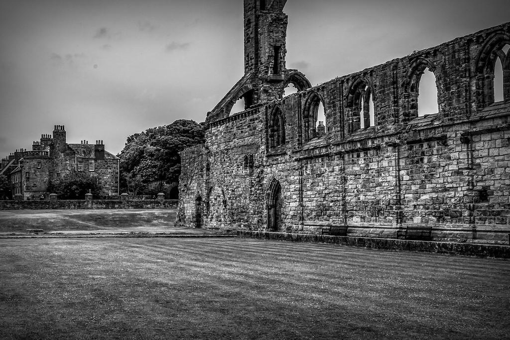 苏格兰圣安德鲁主教座堂(Cathedral of St Andrew)遗迹,历史回顾 ..._图1-24