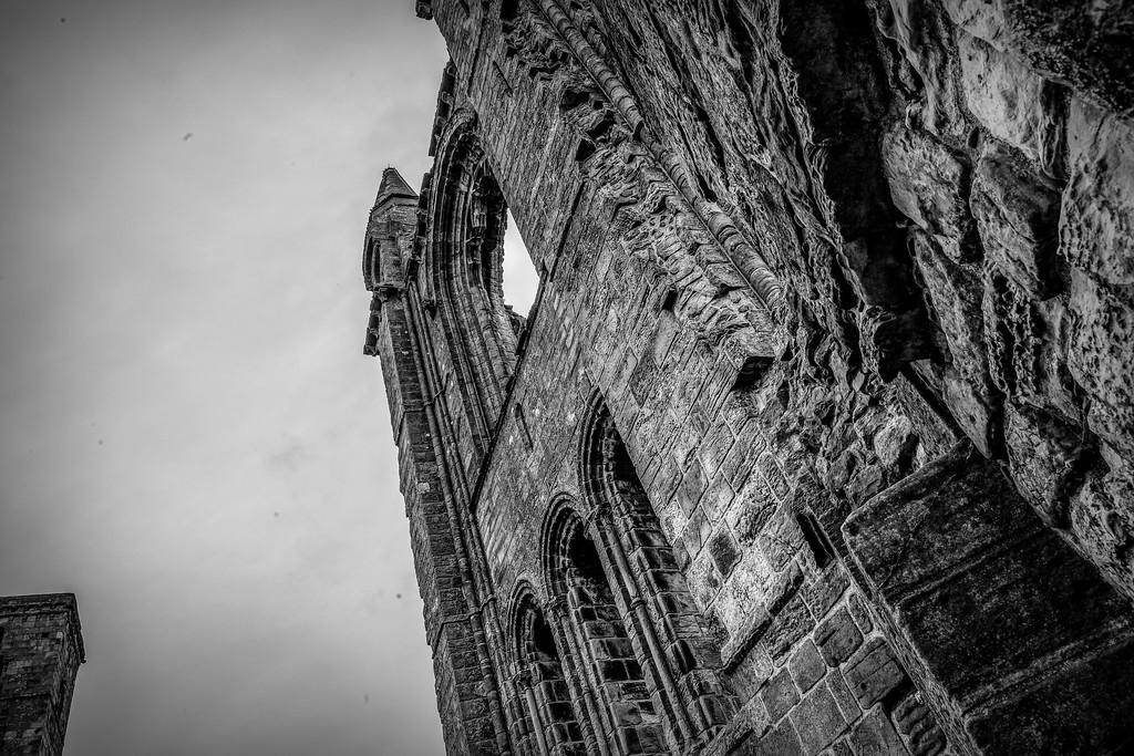 苏格兰圣安德鲁主教座堂(Cathedral of St Andrew)遗迹,历史回顾 ..._图1-21