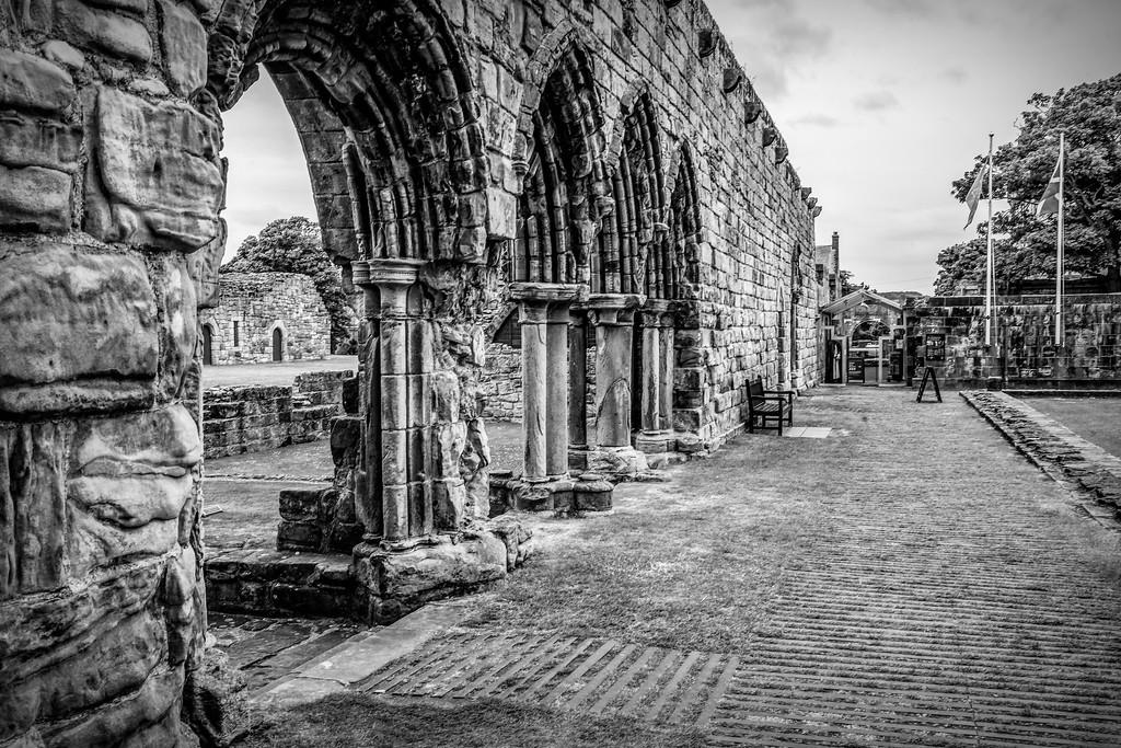 苏格兰圣安德鲁主教座堂(Cathedral of St Andrew)遗迹,历史回顾 ..._图1-26