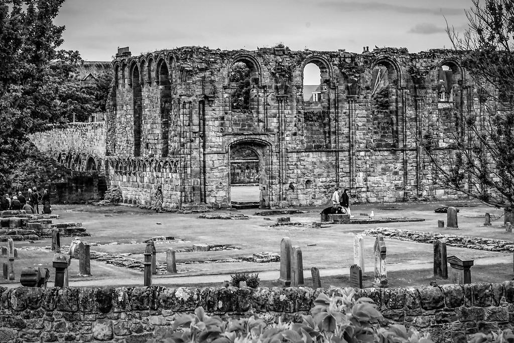 苏格兰圣安德鲁主教座堂(Cathedral of St Andrew)遗迹,历史回顾 ..._图1-27