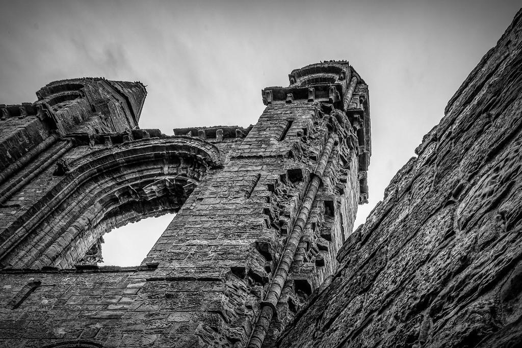 苏格兰圣安德鲁主教座堂(Cathedral of St Andrew)遗迹,历史回顾 ..._图1-31