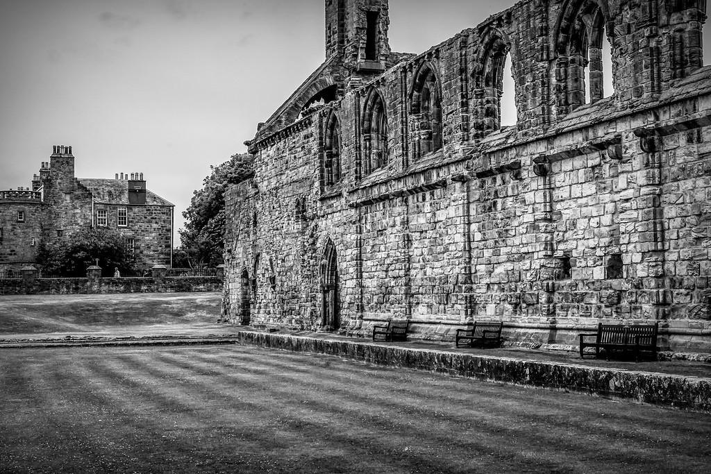 苏格兰圣安德鲁主教座堂(Cathedral of St Andrew)遗迹,历史回顾 ..._图1-40