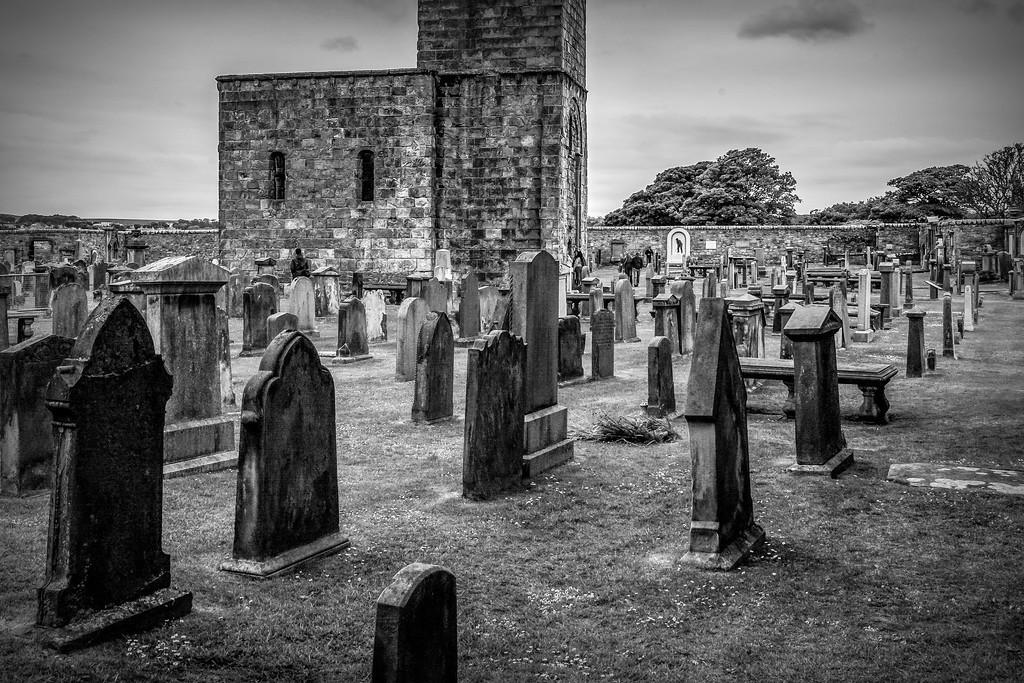 苏格兰圣安德鲁主教座堂(Cathedral of St Andrew)遗迹,历史回顾 ..._图1-38