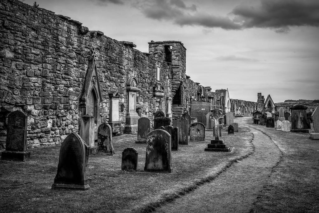 苏格兰圣安德鲁主教座堂(Cathedral of St Andrew)遗迹,历史回顾 ..._图1-34