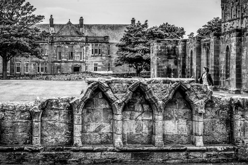 苏格兰圣安德鲁主教座堂(Cathedral of St Andrew)遗迹,历史回顾 ..._图1-35