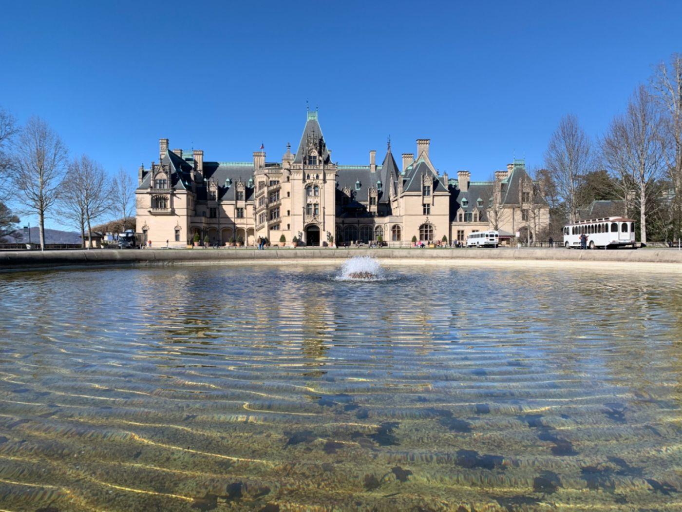 比特摩尔(Biltmore)庄园,美国最富盛名的十大私人庄园之一_图1-2