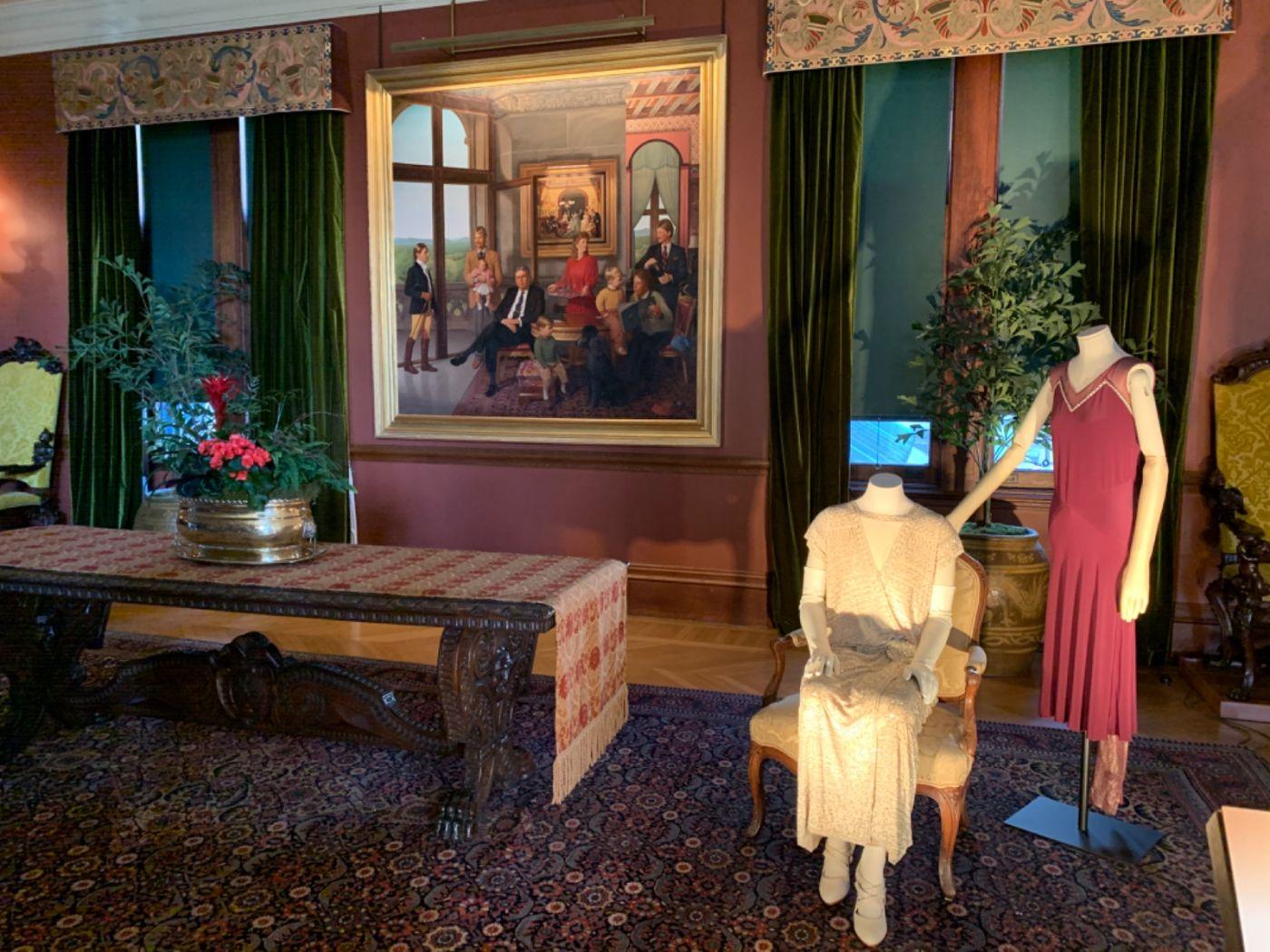 比特摩尔(Biltmore)庄园,美国最富盛名的十大私人庄园之一_图1-4