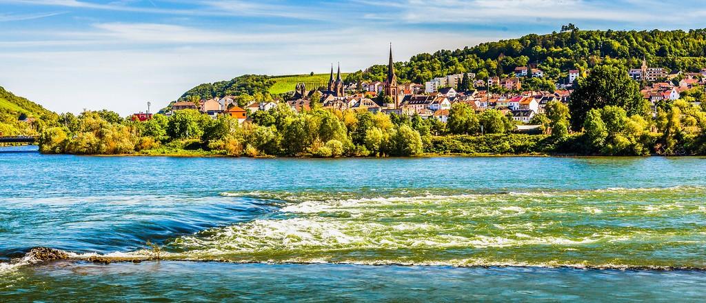 畅游莱茵河,迷人景色_图1-17
